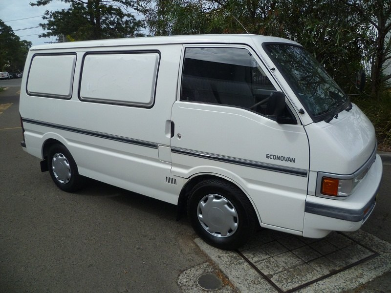 Used Campervan for Sale in Sydney with 12 months warranty