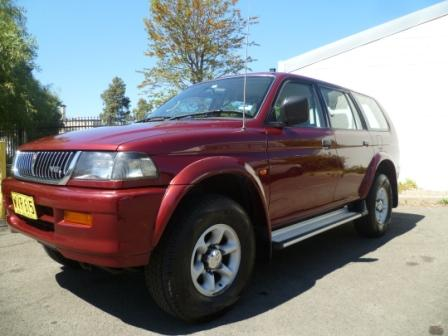 Photo of a Used Toyota Land Cruiser 4x4 for sale Sydney