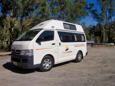 Photo of Used Toyota Hiace Campervans for sale in Sydney